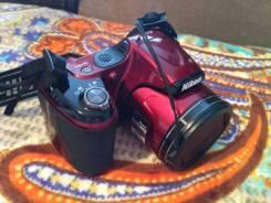 Nikon Coolpix L820. 10 - 14.9 Мп, зум: 14х и более