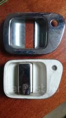 Ручка двери внешняя. Mitsubishi Delica, PD4W, PC4W, PA3V, PA4W, PB5W, PD8W, PE8W, PC5W, PD5V, PD6W, PA5V, PF8W, PA5W, PB5V