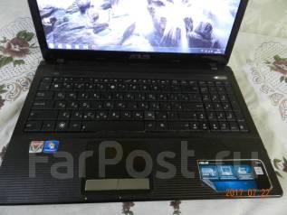 "Asus K. 15.6"", 1 600,0ГГц, ОЗУ 2048 Мб, диск 320 Гб, WiFi, аккумулятор на 1 ч."