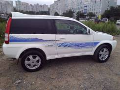 Honda HR-V. механика, 4wd, 1.6 (105 л.с.), бензин