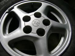 Комплект колес от Toyota Ipsum, с зимней резиной 185/70/R14.