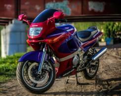 Kawasaki. 599 куб. см., исправен, птс, с пробегом
