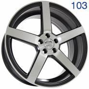 Sakura Wheels. 8.0x18, 5x100.00, ET42, ЦО 73,1мм. Под заказ