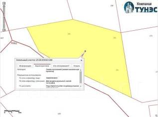 Продаётся земельный участок в пригороде во Владивостоке. 2 118 кв.м., собственность, от агентства недвижимости (посредник). Схема участка