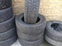 Dunlop SP Winter ICE 01. Зимние, шипованные, 2013 год, износ: 5%, 4 шт