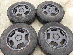 215/70 R16 Dunlop Grandtrek SJ7 литые диски 5х114.3 (L15-1605)