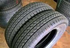 Bridgestone Blizzak VL1. Всесезонные, 2015 год, износ: 10%, 2 шт