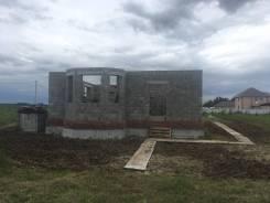 Участок и недостроенный дом, 16 км от Тюмени по Ирбитскому тракту. 907 кв.м., собственность, электричество, вода, от частного лица (собственник)