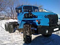 Урал 55571. Спецтехника на базе Урал, 11 150 куб. см., 7 000 кг.