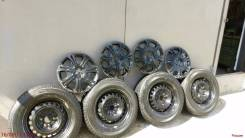 Комплект колес на 15 зима. x15 5x114.30