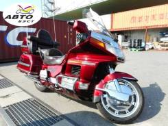 Honda Gold Wing. 1 500 куб. см., исправен, птс, без пробега