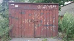 Гаражи металлические. улица Марины Расковой 9, р-н Борисенко. Вид снаружи