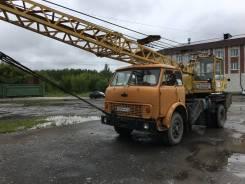 МАЗ 5334. Продается А-кран КС3562, 10 000 кг., 10 м.