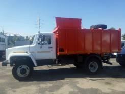 ГАЗ-33086 Земляк. Газ 33086 мусоровоз, 4 400 куб. см. Под заказ