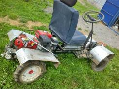 Самодельная модель. Продам мини трактор, 1 500 куб. см.