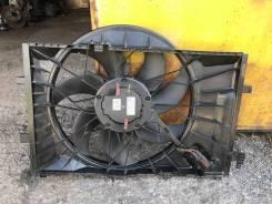 Вентилятор охлаждения радиатора. Mercedes-Benz CLK-Class, W209 Mercedes-Benz C-Class, W203