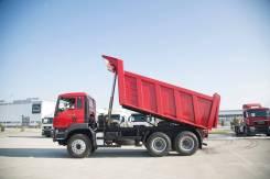 MAN TGS. Самосвал MAN 40.400 6x4 (кузов 18 м3), 10 500 куб. см., 25 000 кг.