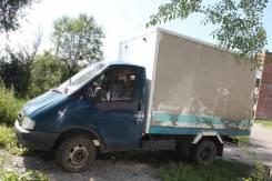 ГАЗ Газель. Продается ГАЗель фургон, 2 400 куб. см., 1 500 кг.