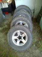 Шины и диски. УАЗ 469