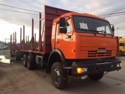 Камаз 53228. Сортиментовоз КамАЗ 53228 Евро-2, 10 850 куб. см., 14 000 кг.