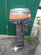 Mariner. 20,00л.с., 2-тактный, бензиновый, нога L (508 мм)