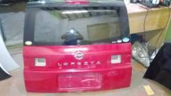 Дверь багажника. Nissan Lafesta, B30, NB30