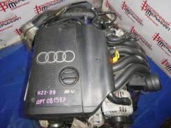 Двигатель в сборе. Audi A4 Avant Audi A4, B5 Volkswagen Passat Двигатель APT