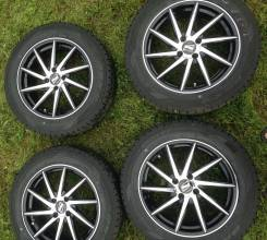 Продаются колеса. 6.5x16 4x100.00 ET40 ЦО 40,0мм.