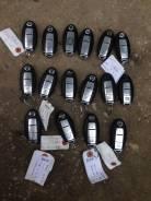 Ключ зажигания. Nissan: Dualis, AD, March, Note, Tiida, Cube, Teana, Lafesta, Wingroad