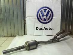 Выхлопная труба. Volkswagen Passat