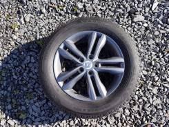 Renault. 6.5x6.5, 5x114.30, ET40, ЦО 66,1мм.