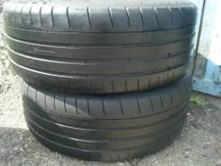 Michelin Pilot Super Sport. Летние, износ: 30%, 2 шт