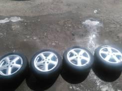 Toyota. 7.5/6.5x16, 5x114.30, ET43/44.5