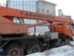 Ульяновец МКТ-25.1. Автокран МКТ-25.1, 25 000 кг., 27 м.