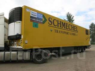 Schmitz S.KO. Полуприцеп рефрижератор Schmitz SKO 24 двухярусный, 2004, 29 700 кг.