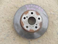 Диск тормозной. Toyota Allion, ZZT240