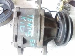 Компрессор кондиционера. Daihatsu Terios Kid, J111G, J131G, 111G Daihatsu Terios Двигатели: EFDEM, EFDET
