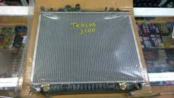 Радиатор охлаждения двигателя. Daihatsu Terios, J100G