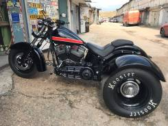 Harley-Davidson Trike. 1 700 куб. см., исправен, птс, с пробегом