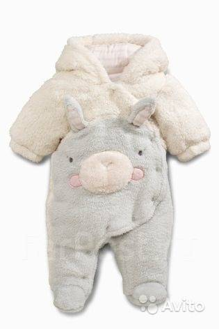 Продам тёплый комбинезон Next - Детская одежда во Владивостоке 882b373cf867a
