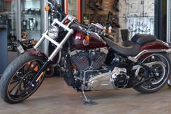 Harley-Davidson Breakout FXSB. 1 690 куб. см., исправен, птс, с пробегом