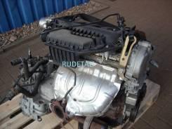 Двигатель в сборе. Renault Scenic Renault Megane Двигатель F4R