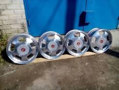 Bridgestone Lowenzahn. 6.5x16, 4x100.00, 4x114.30, ET38, ЦО 73,0мм.