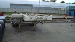МАЗ МТМ. Полуприцеп МТМ, 26 800 кг.