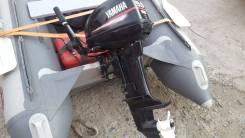 Badger Classic Line. Год: 2014 год, длина 3,90м., двигатель подвесной, 15,00л.с., бензин