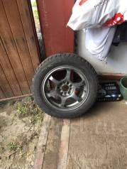 Продам колесо (запаска). 6.5x15 5x100.00, 5x114.30 ET-40