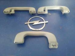 Обшивка потолка. Opel Meriva