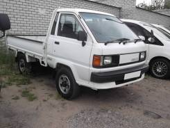 Toyota Lite Ace. 4WD, бензин + борт 1 тонна, 1 800 куб. см., 1 000 кг.
