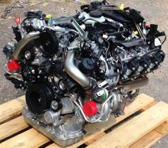 Двигатель 159.980 на Mercedes