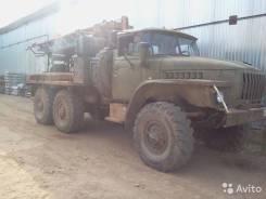 Урал 375. Продается буровая установка, 4 250 куб. см., 13 200 кг.